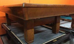 Brunswick unirail used pool table