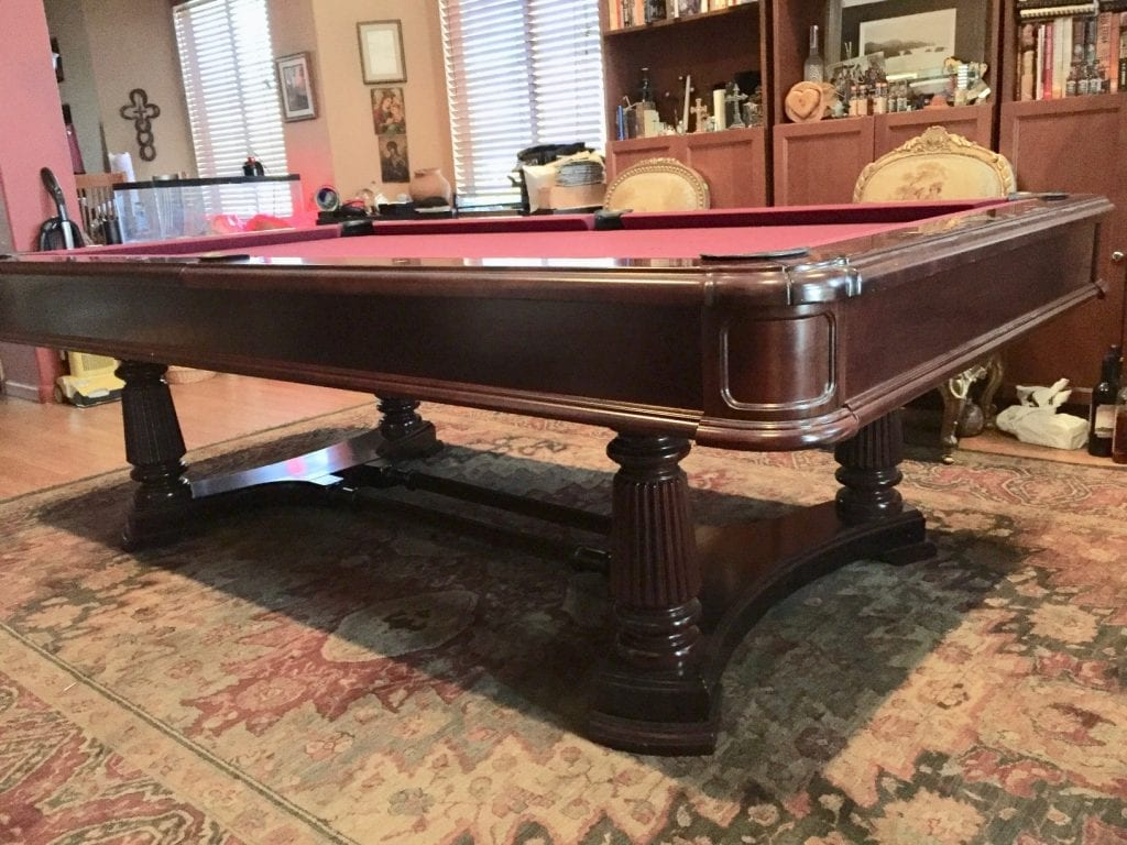 Brunswick Montebello Pool Table