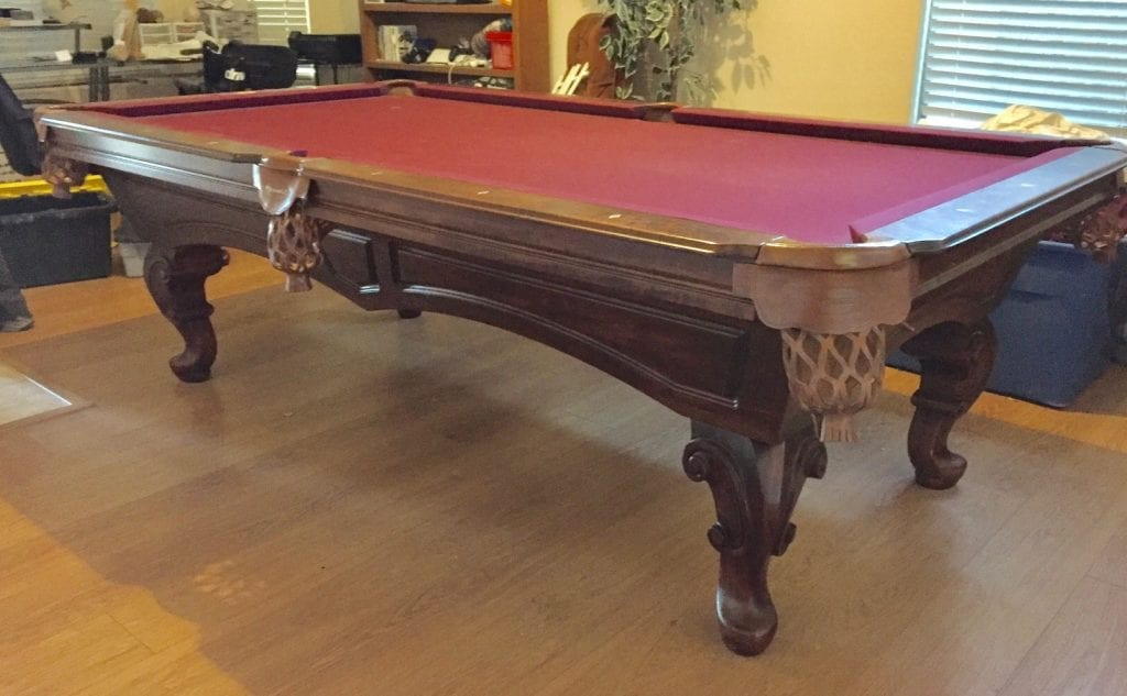 Connelly Coronado Pool Table